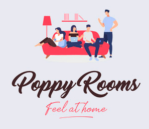POPPY ROOMS alquiler habitaciones zaragoza