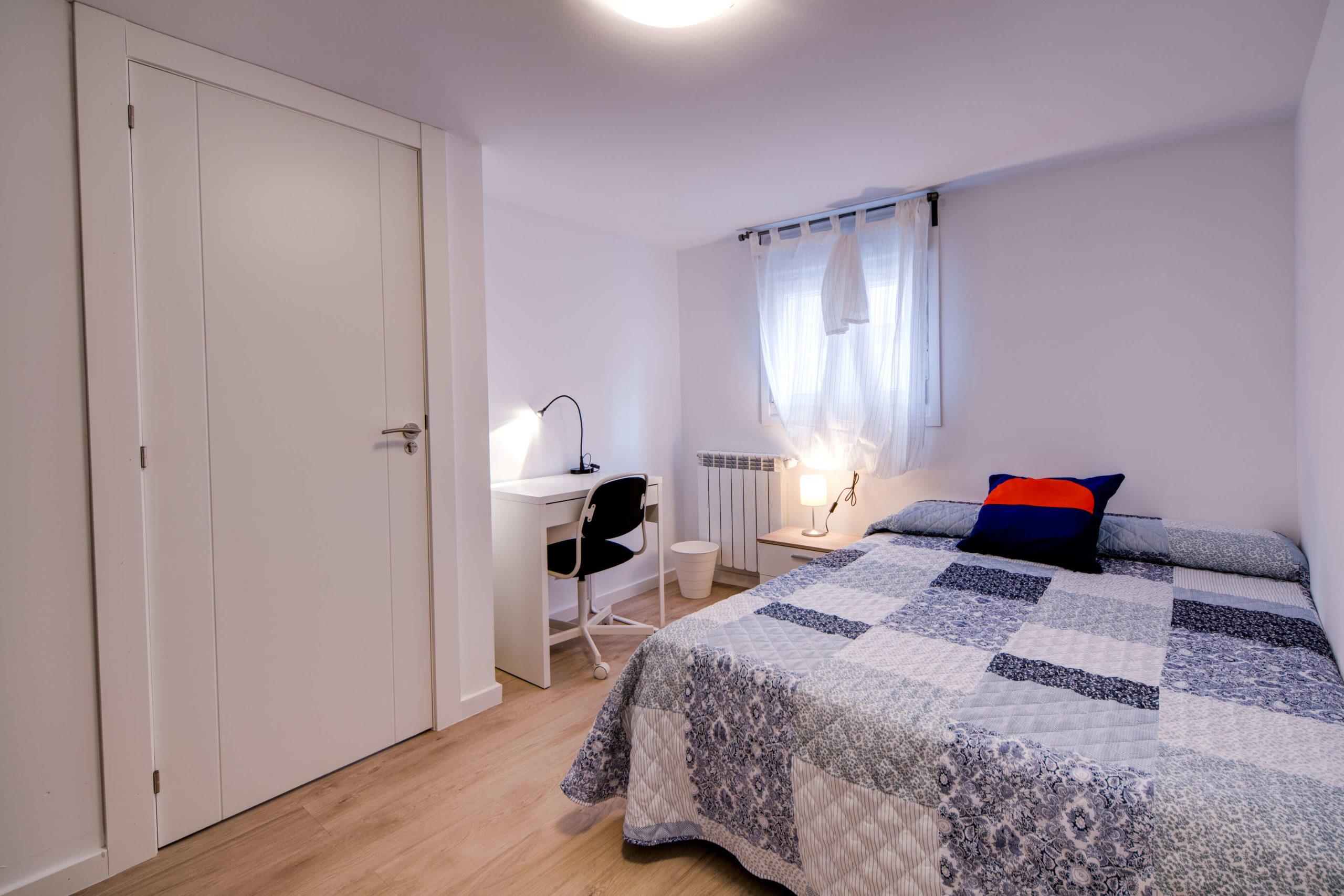 CYG alquiler piso centrico zaragoza poppy rooms
